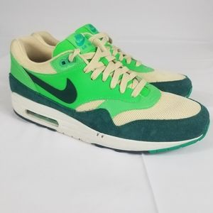 Nike Air Max Atomic Green Sneakers mens size 12.5